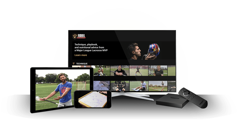 Get the Paul Rabil Experience on Amazon Instant Video with Prime
